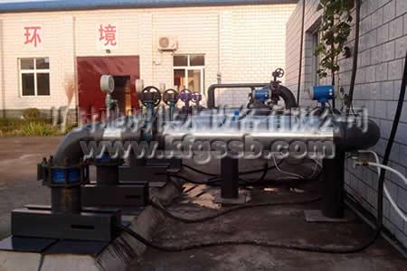 集中供水安装实例-开封无塔供水设备厂