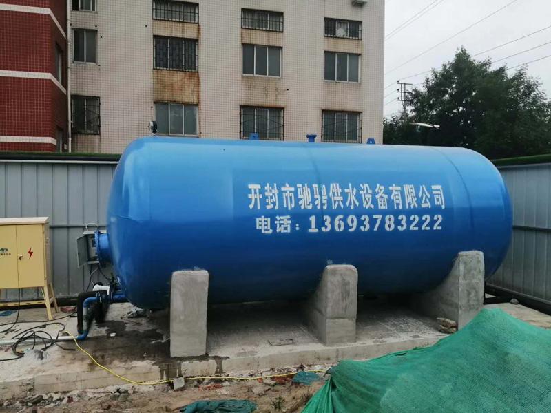 压力罐-开封无塔供水设备厂