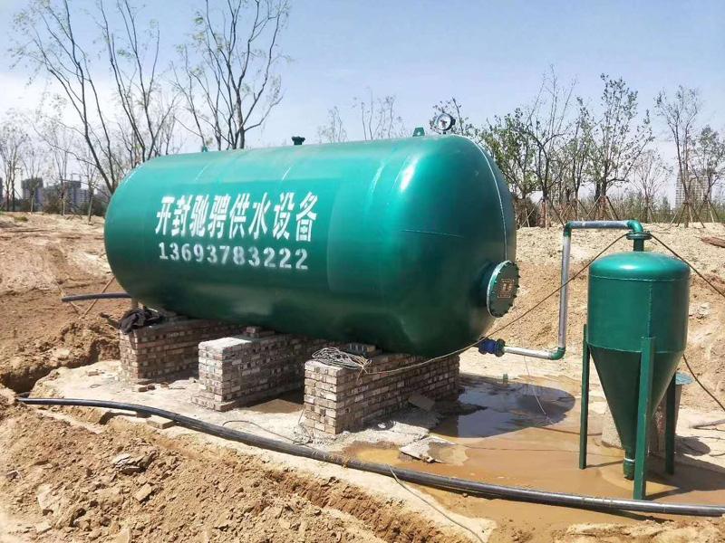 油罐-开封无塔供水设备厂